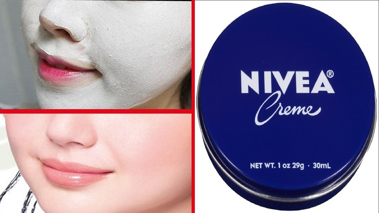 nivea creme for face