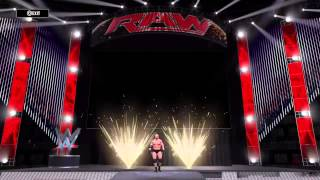 WWE 2K16 GOLDBERG ENTRANCE