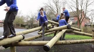 New Orchard Wooden Playground Equipment