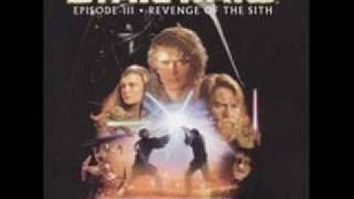 Star Wars Episode 3 soundtrack - Anakin Vs. Obi-wan