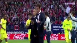 اهداف مباراه اتلتيكو مدريد و فياريال 0_1 | شاشة كاملة | تعليق عربي | الدوري الاسباني HD