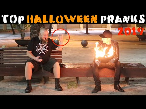 Most Scary Halloween Pranks 2019Julien Magic