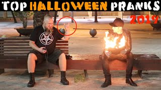 Most Scary Halloween Pranks 2019🔥🔥🔥-Julien Magic