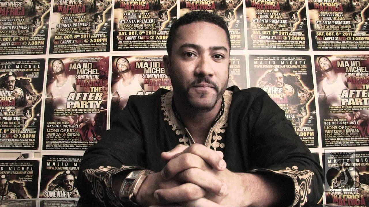 "Download Majid Michel  LA premiere ""somewhere in Africa""  A Sputnic Film/SMG/Erawoc Bros"