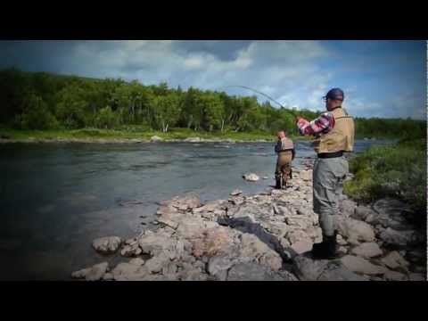 Sapmi Fly Fishing Scandinavia.mov