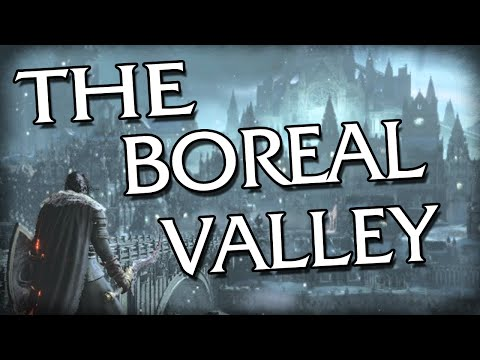 KING WOLNIR + THE BOREAL VALLEY- Dark...