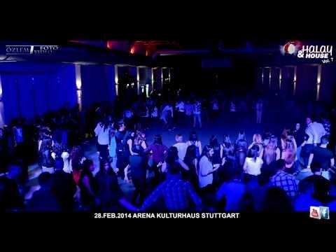 HALAY & HOUSE Night / GRUP CANEY / 28.02.2014 Stuttgart / Kulturhaus Arena / Özlem Foto Video®