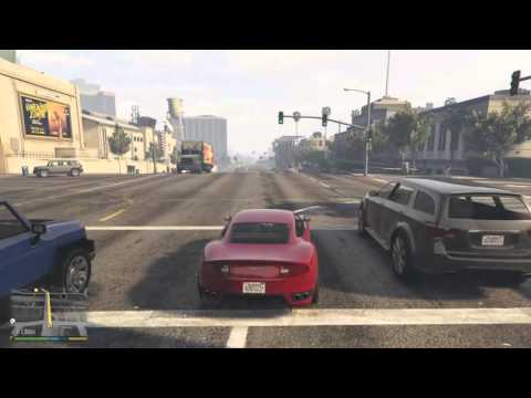 Grand Theft Auto V girlfriend Liz