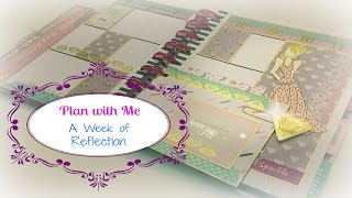 plan with me happy planner sept 5th 11th a week of reflection
