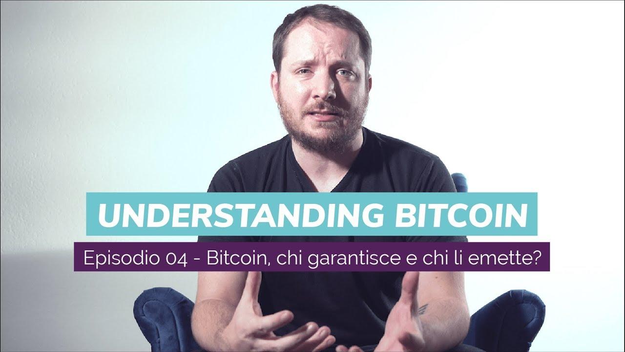 chi emette bitcoin)