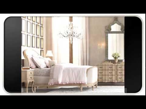 blue-modern-vintage-bedroom