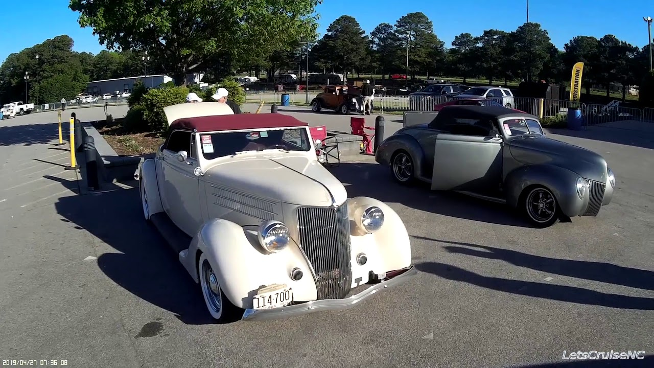 Raleigh Car Show >> Goodguys 5th North Carolina Nationals Car Show April 2019 Raleigh Nc