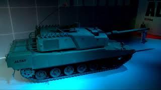 Altay Tankı Tanıtım Lansmanı