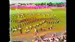 Cooper City High School Marching Band - 1984 Vero Beach