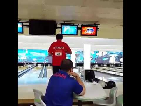 East Asian Tenpin Bowling Championships Singles Medal Rounds 2016