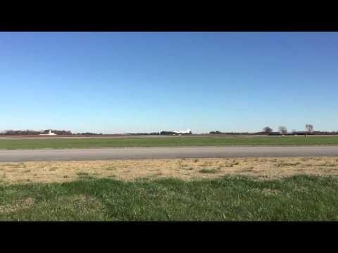 Columbia Landing Pryor Field, KDCU