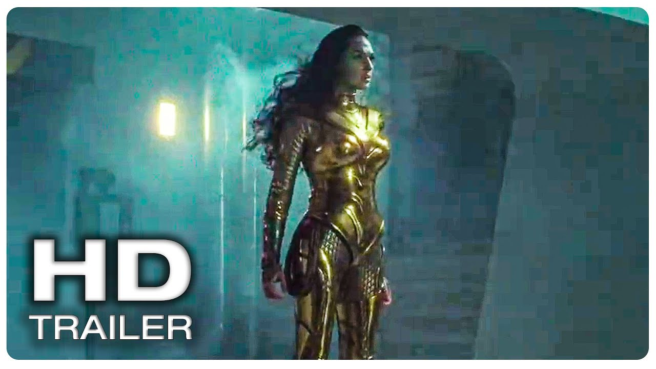 WONDER WOMAN 1984 Diana Vs Cheetah Trailer (NEW 2020) Wonder Woman 2, Gal Gadot Superhero Movie HD