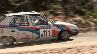 Vančík Rallysprint Kopná 2018 | 111 | Petr Farník - Ladislav Zuzánek