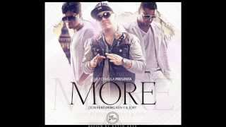 More - Zion Ft. Jory & Ken-Y (Original) (Con Letra) 2012