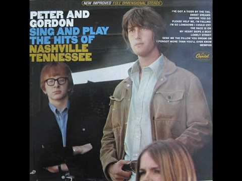 Peter And Gordon / The Race Is On