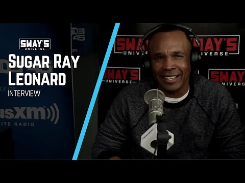 Boxing Icon Sugar Ray Leonard Revisits His Career and Speaks on ...