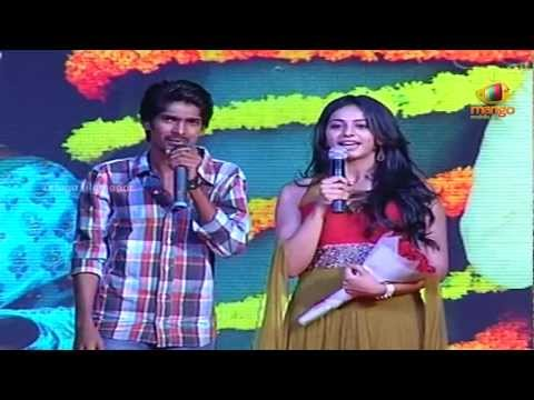 Dhanraj English To Telugu Translation  - Sukumarudu Audio Launch Travel Video