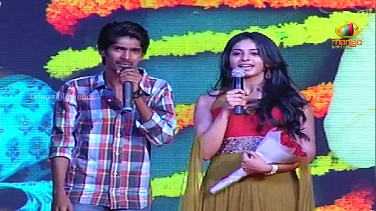 Dhanraj English To Telugu Translation | Sukumarudu Audio Launch | Aadi |  Nisha Aggarwal