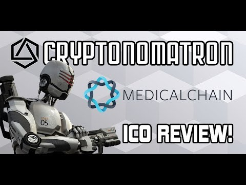 MEDICALCHAIN ICO Review! Blockchain for Electronic Health Records!
