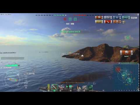 AKATSUKI - World of Warships : Cap and Win