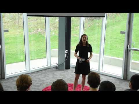 American Culture | Emily Marzari | TEDxMaumeeValleyCountryDaySchool