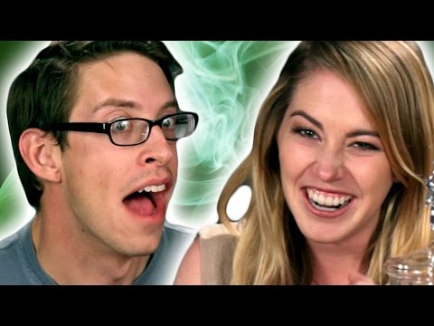 Thumbnail: Americans Try Absinthe For The First Time