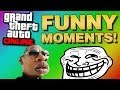 GTA 5 Funny Moments - Homosexual Youtuber's and GTA 5 RAPS! (GTA 5 Online Funny Moments)