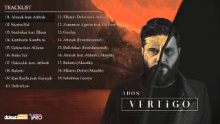 Ados - Ahmak (feat. Atiberk) (Official Audio)