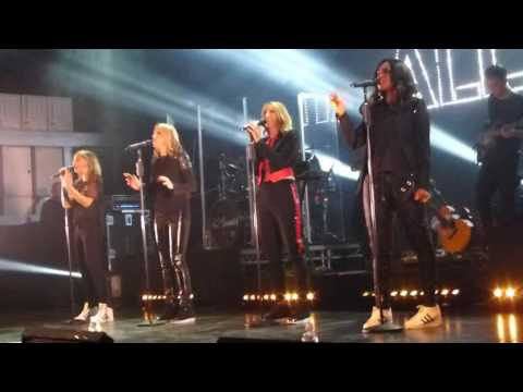 All Saints - This Is A War (Live) Red Flag Tour O2 Academy Birmingham 14/10/16