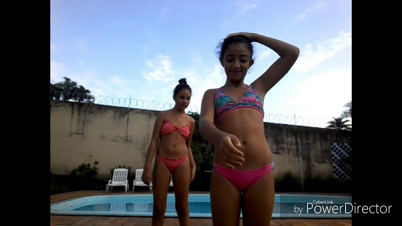 Desafio da piscina 😊