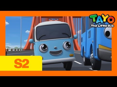 Tayo S2 EP1 Tayo and Bong Bong l Tayo the Little Bus
