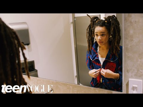 Sasha Lane Shows You the BEST Way to Break Up With Someone | Teen Vogue