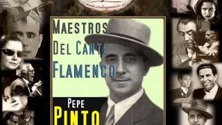 Pepe Pinto - A Mí Nadie Me da un Beso (Canción Pinto) (Flamenco Masters)