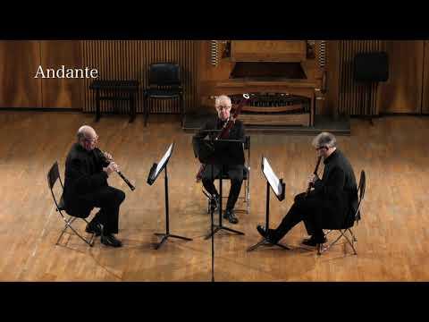 JACQUES IBERT Cinq pièces en trio per oboe, clarinetto e fagotto