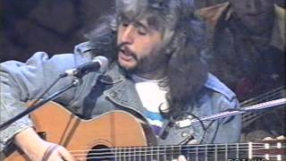 Pino daniele canta cumbà in diretta su raiuno nel dicembre 1990