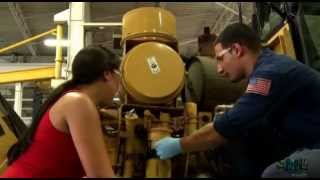 Cool Jobs TV Show - Diesel Engineer Presented By Lincoln Tech 201109.mov