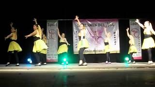 Manía Fitness en el Domo de Resistencia-baile 1-