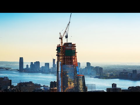 Hudson Yards: Building New York's New District | The B1M