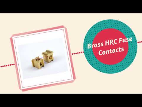 Brass Electrical Components Supplier In Gujarat | Jay Chamunda Brass Industries