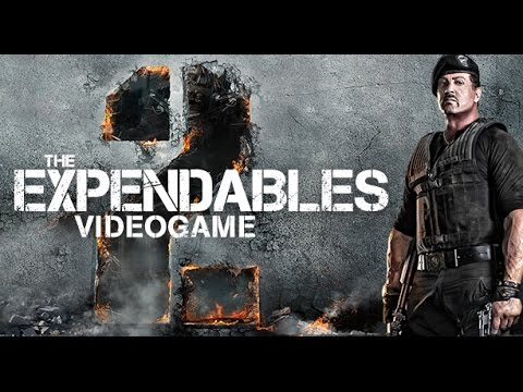 Top 10 Gameplay Trailer [ The Expendables 2 Game Review ]