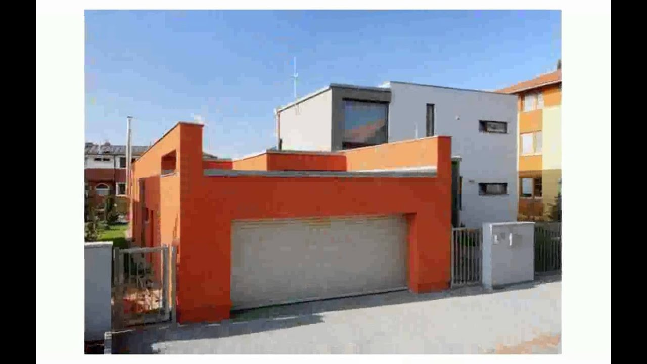 Contemporary exterior house colors youtube for Modern colours for exterior house