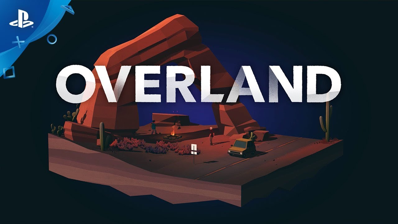 Overland - Console Announcement | PS4