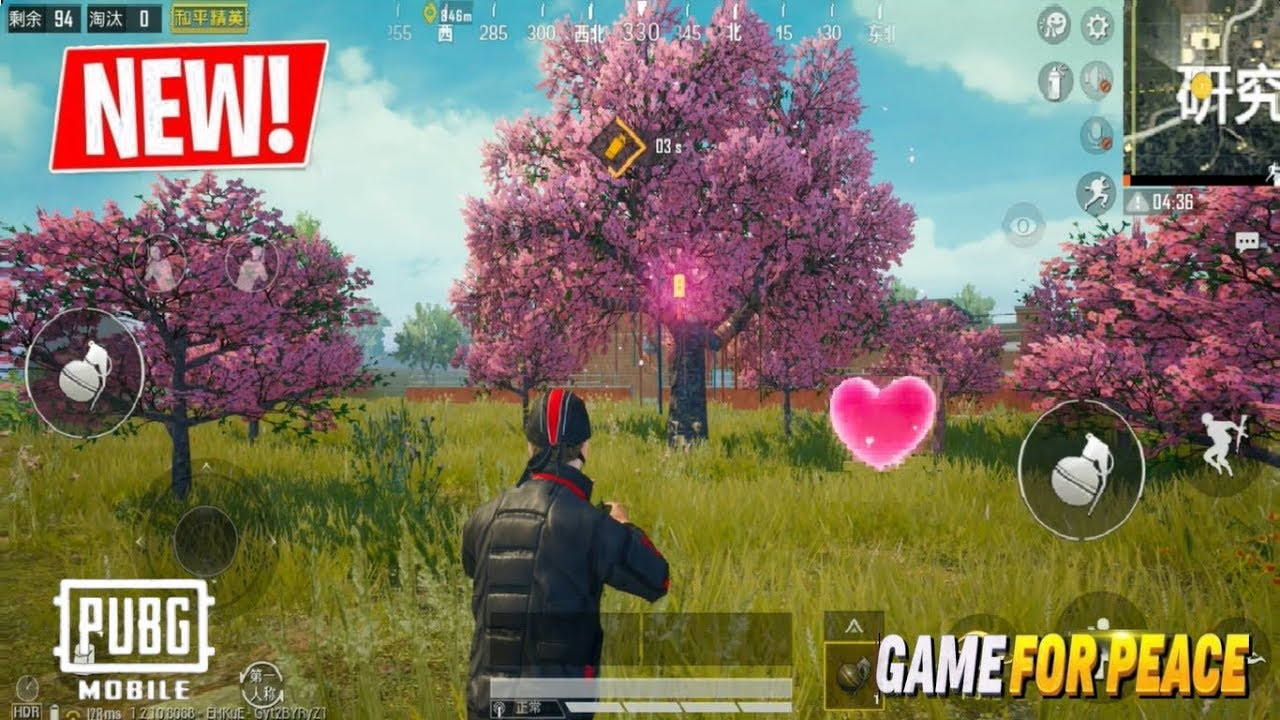 Game For Peace (Pubg Mobile) UPDATE 1.2.10!! New Respawn Beacon, Secret Chest & More