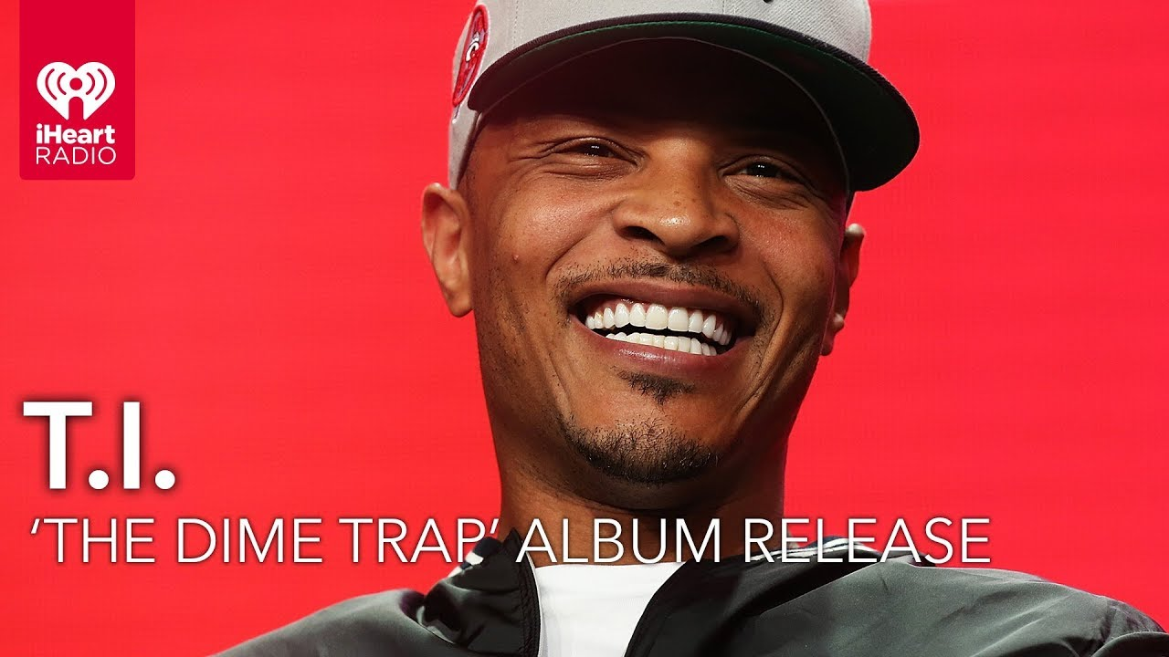 T I  Recently Shared Trailer for New Album 'The Dime Trap' feat  Dave  Chappelle