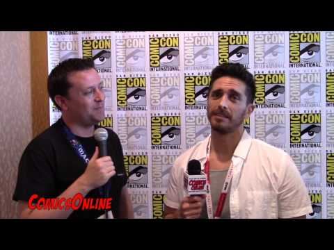 SDCC 2015 : Interview with Josh Keaton (Spectacular Spider-Man)